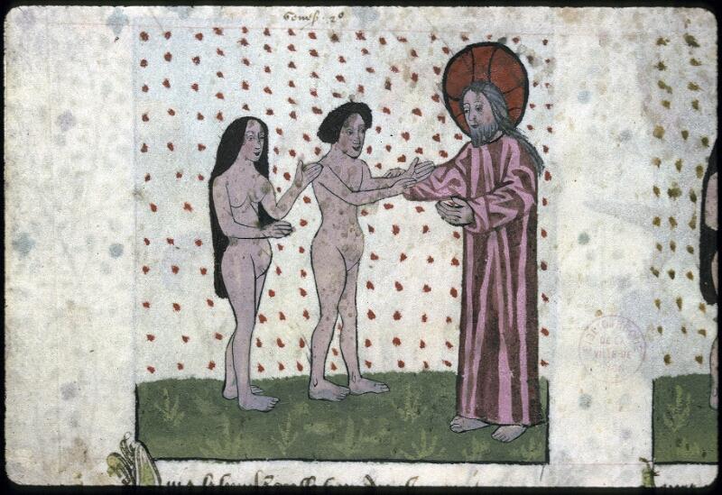 Lyon, Bibl. mun., ms. 0245, f. 120v - vue 1