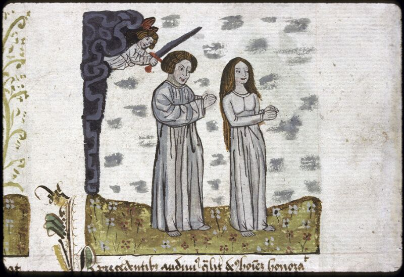 Lyon, Bibl. mun., ms. 0245, f. 121 - vue 2