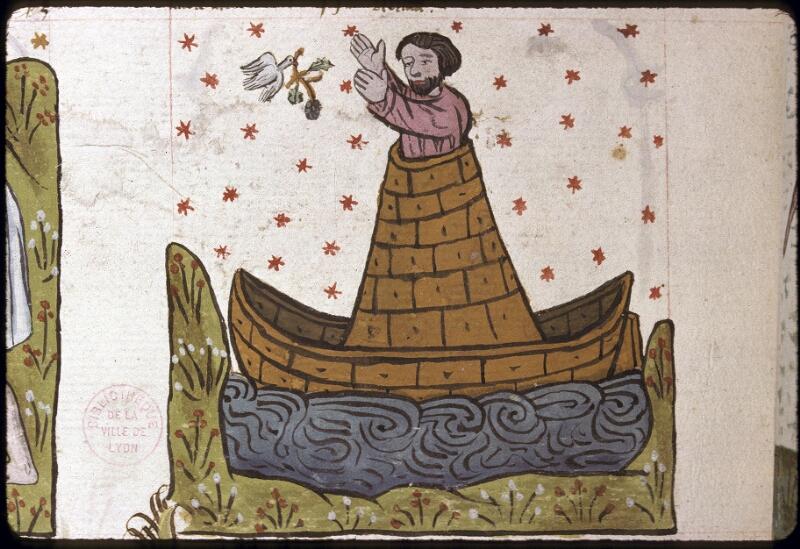 Lyon, Bibl. mun., ms. 0245, f. 121v - vue 2