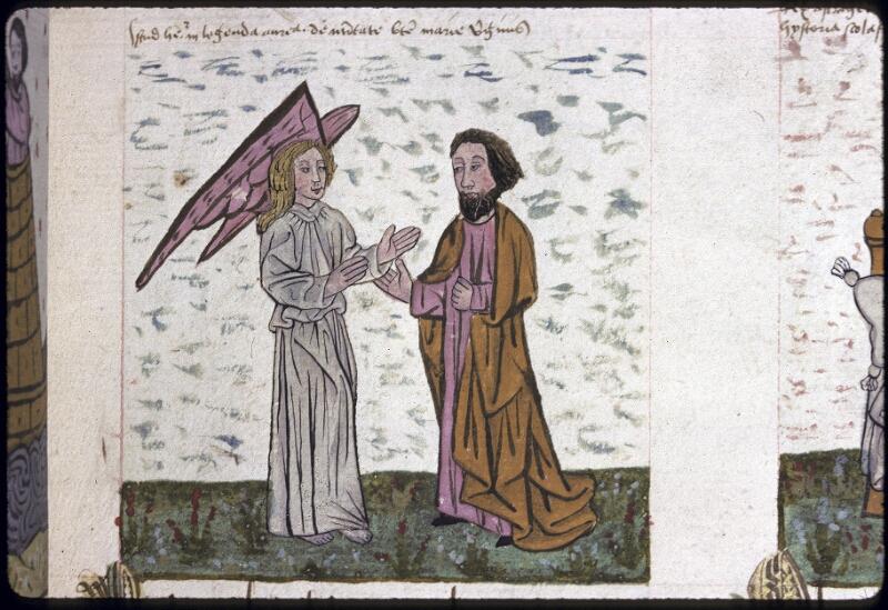 Lyon, Bibl. mun., ms. 0245, f. 122 - vue 1