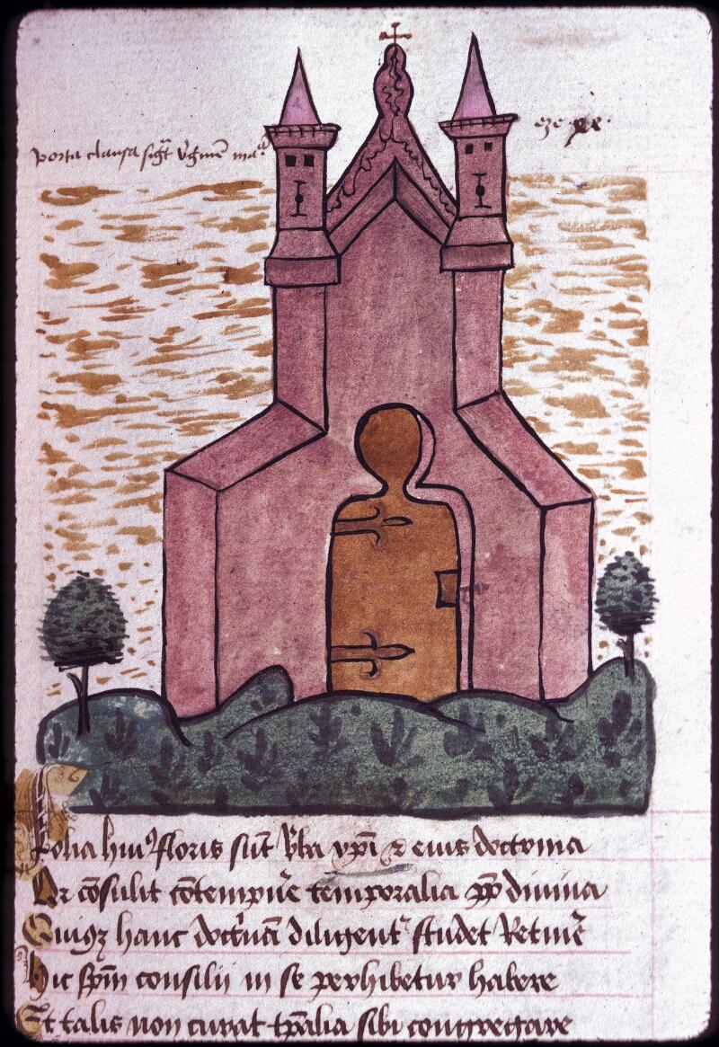 Lyon, Bibl. mun., ms. 0245, f. 124 - vue 1