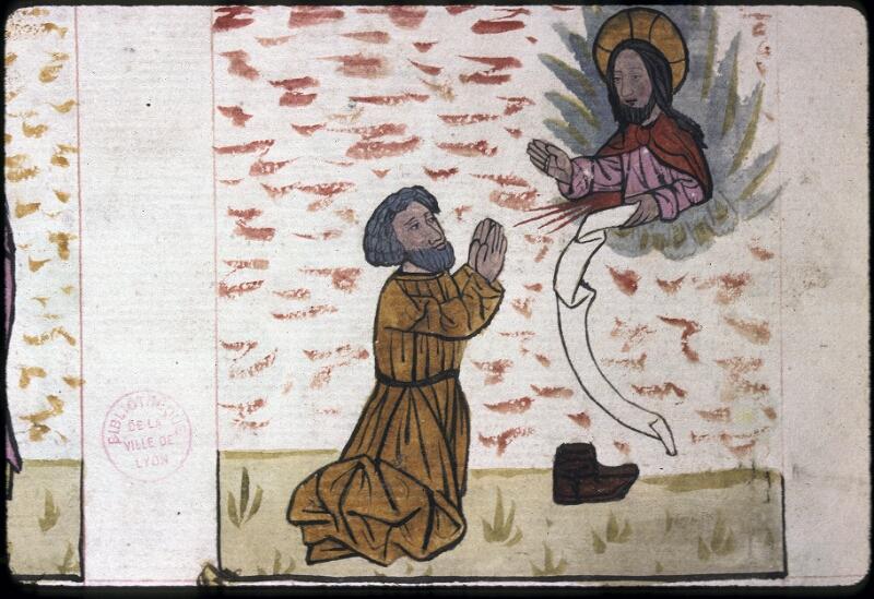 Lyon, Bibl. mun., ms. 0245, f. 126v - vue 3
