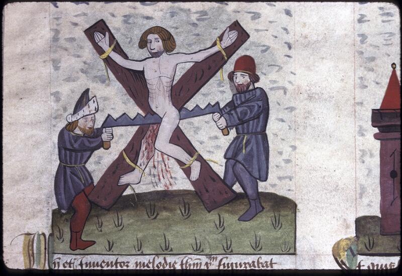 Lyon, Bibl. mun., ms. 0245, f. 143 - vue 1