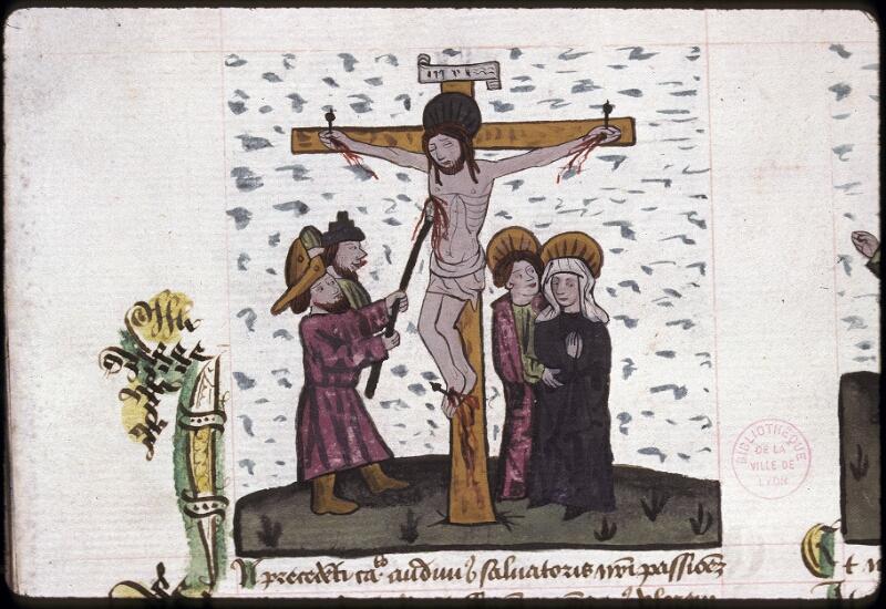 Lyon, Bibl. mun., ms. 0245, f. 145v - vue 1