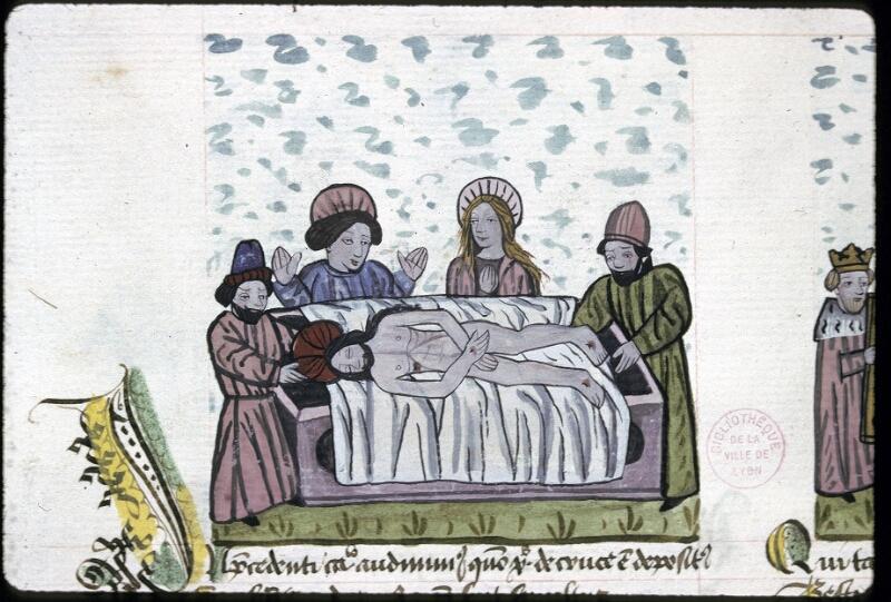 Lyon, Bibl. mun., ms. 0245, f. 146v - vue 1