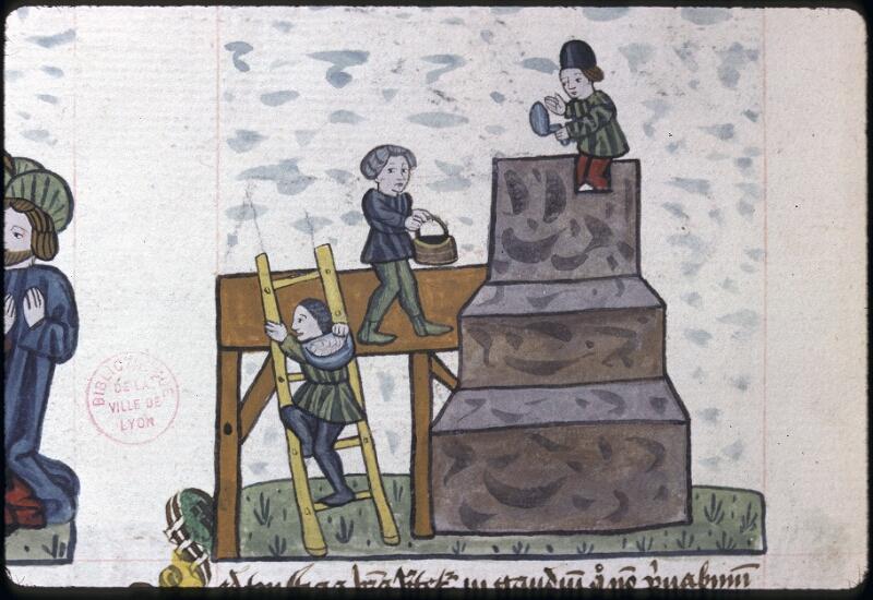 Lyon, Bibl. mun., ms. 0245, f. 153v - vue 2