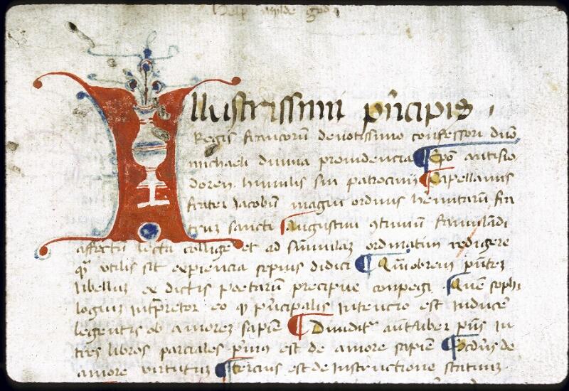 Lyon, Bibl. mun., ms. 0288, f. 001 - vue 3