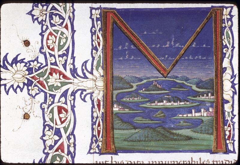 Lyon, Bibl. mun., ms. 0309, f. 002v - vue 2