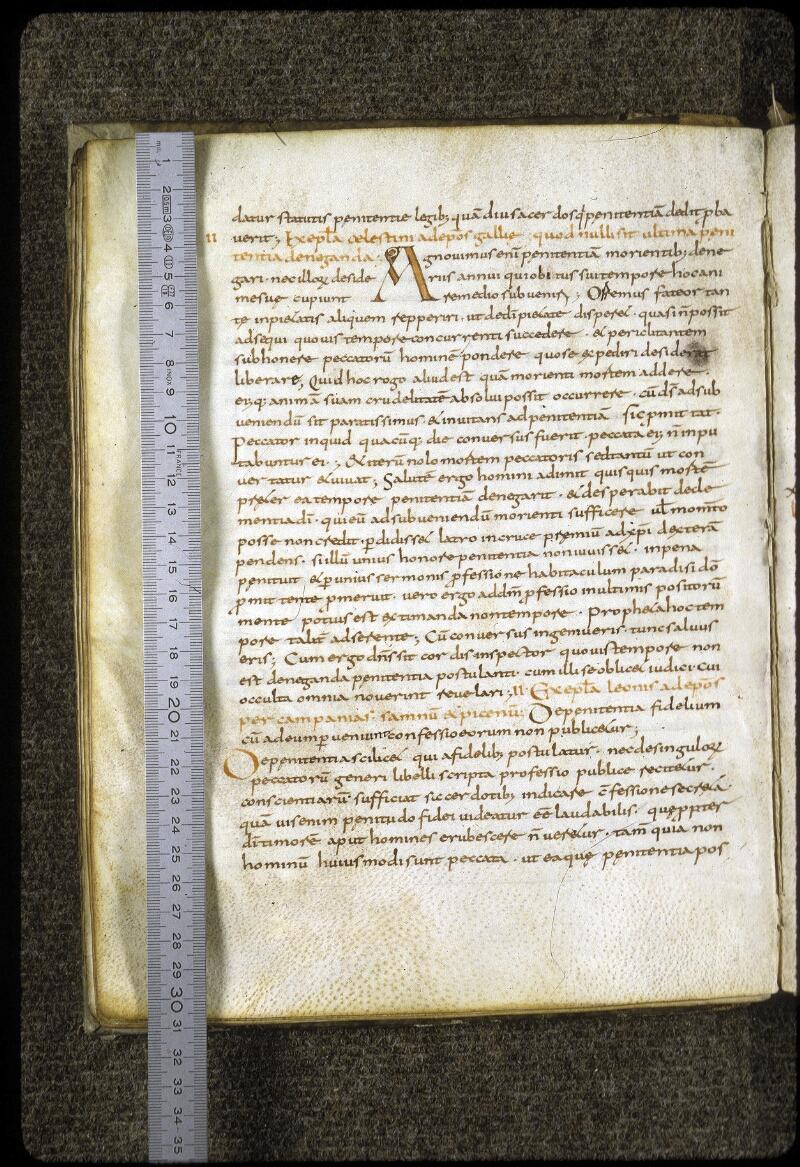 Lyon, Bibl. mun., ms. 0336, f. 050v - vue 1