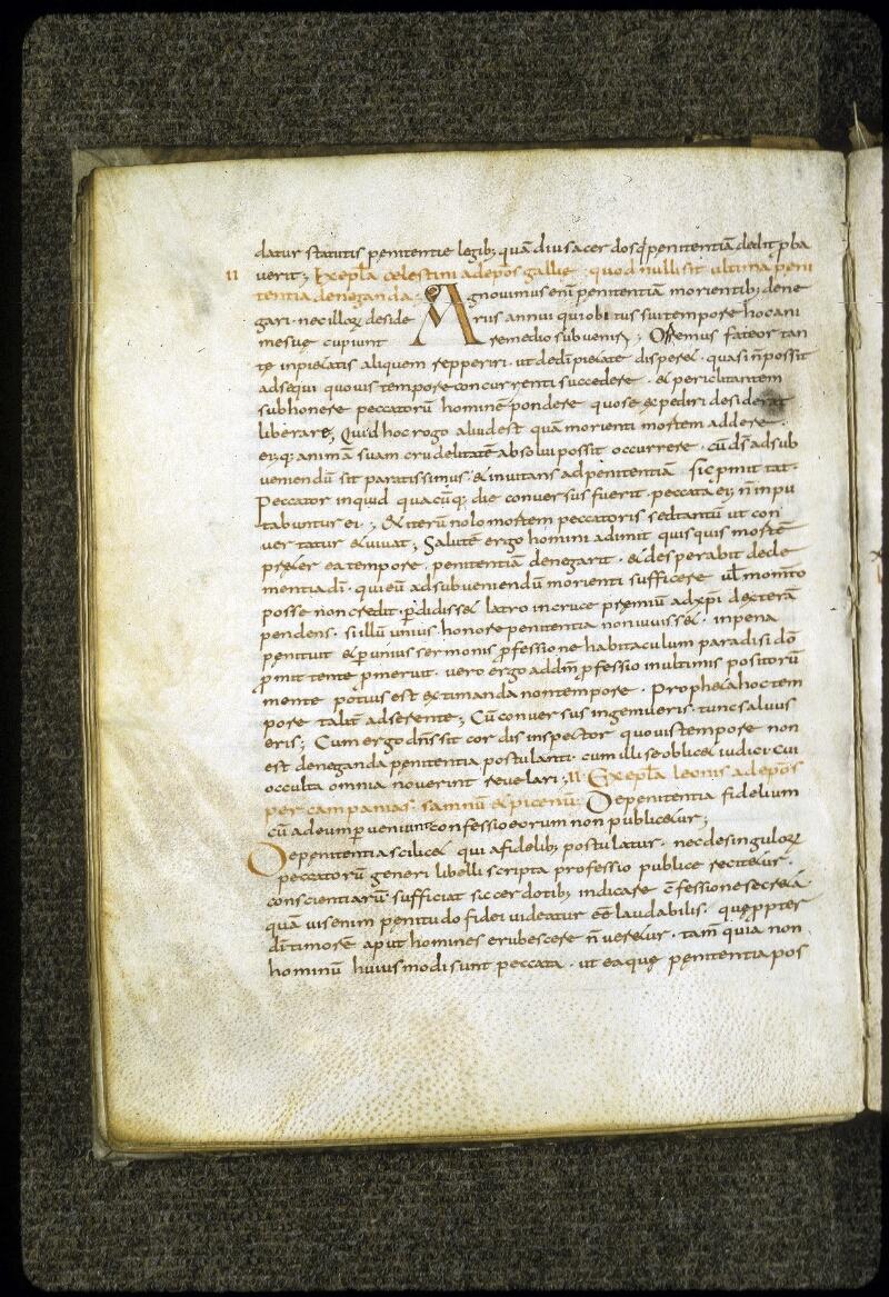 Lyon, Bibl. mun., ms. 0336, f. 050v - vue 2
