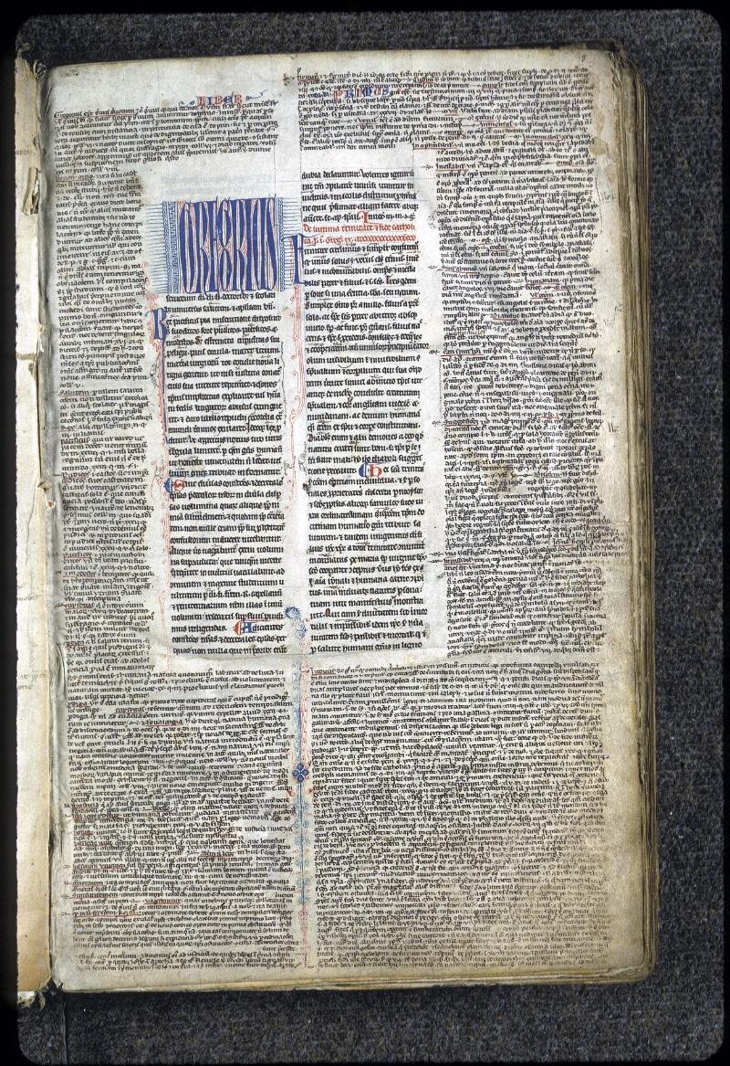 Lyon, Bibl. mun., ms. 0337, f. 003 - vue 2