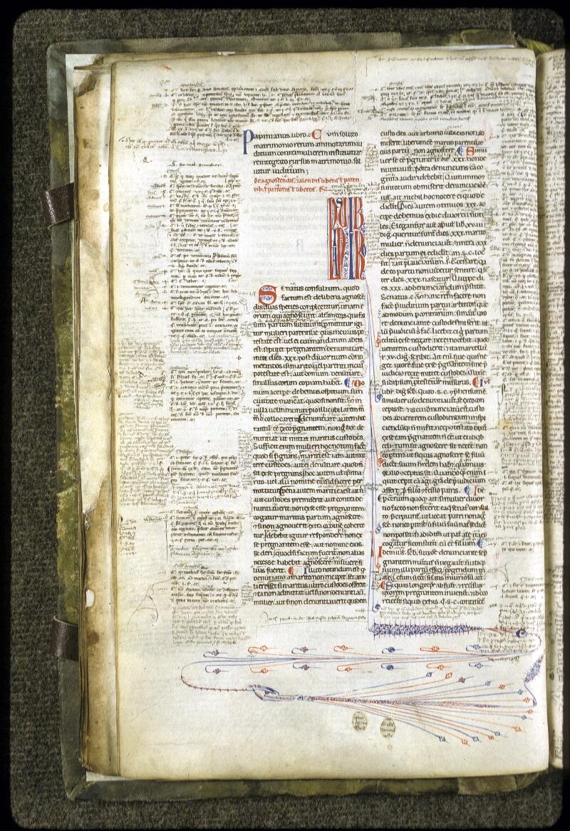 Lyon, Bibl. mun., ms. 0366, f. 021v - vue 2