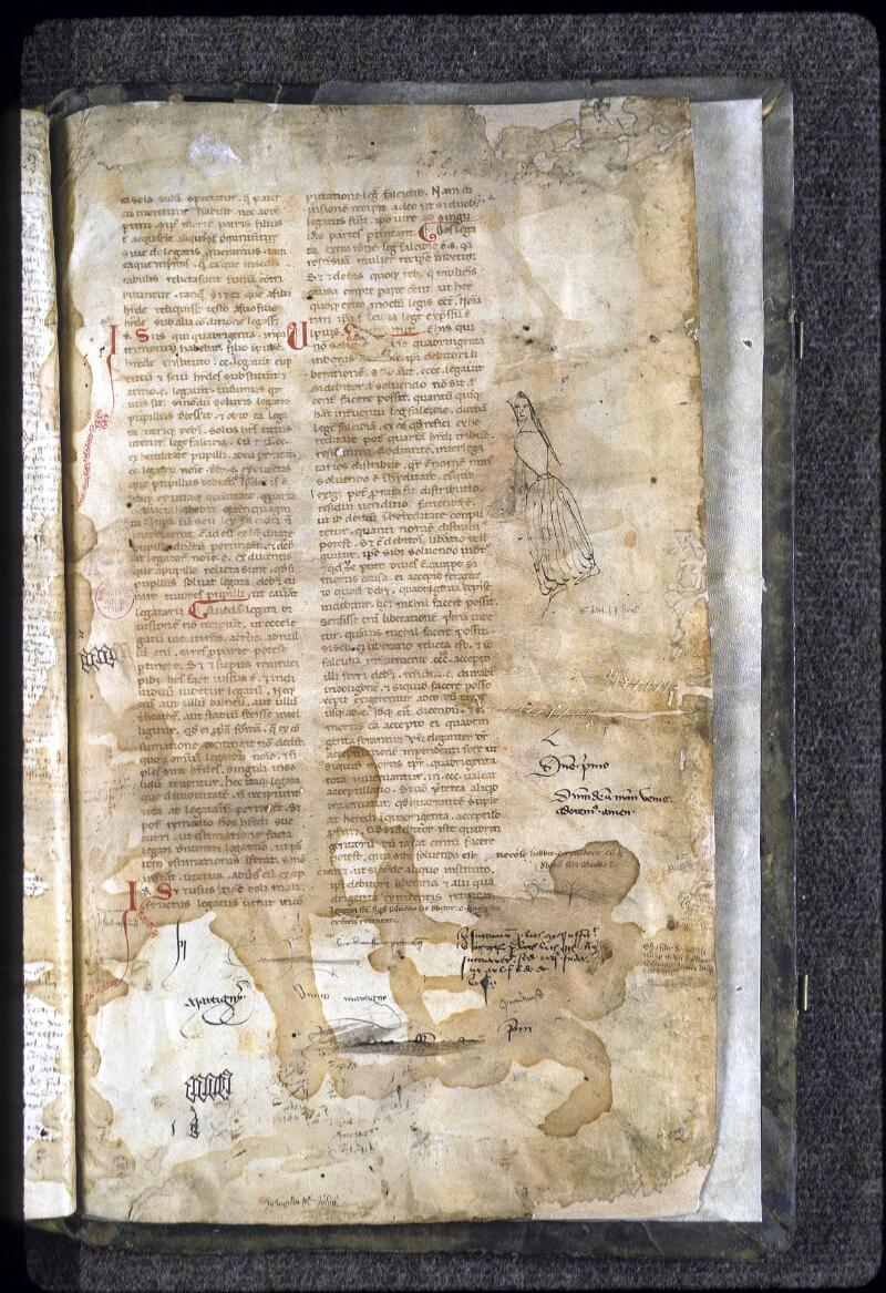 Lyon, Bibl. mun., ms. 0366, f. 202 - vue 1