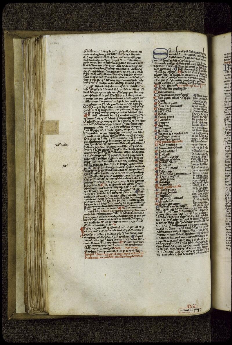 Lyon, Bibl. mun., ms. 0368, f. 088v - vue 2