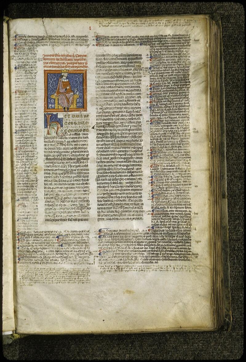 Lyon, Bibl. mun., ms. 0373, f. 003 - vue 2