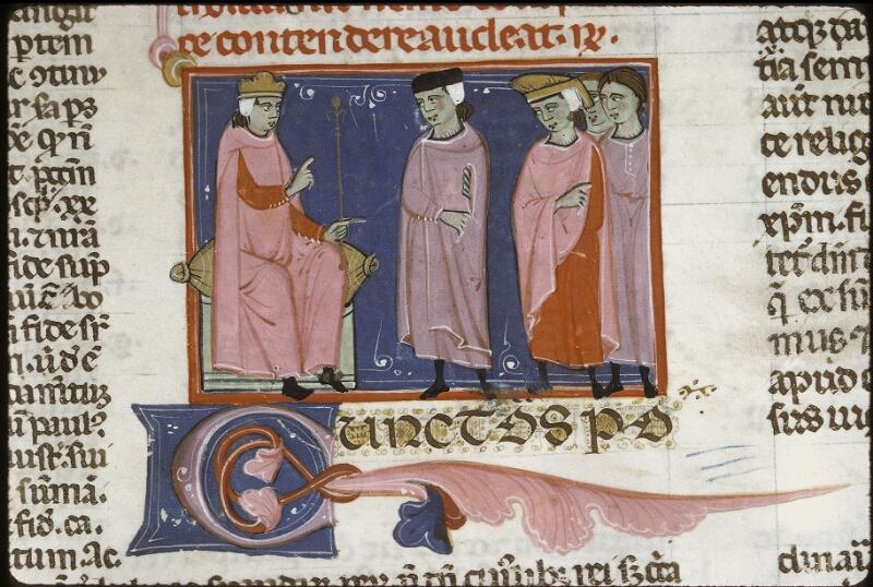 Lyon, Bibl. mun., ms. 0373, f. 005 - vue 2