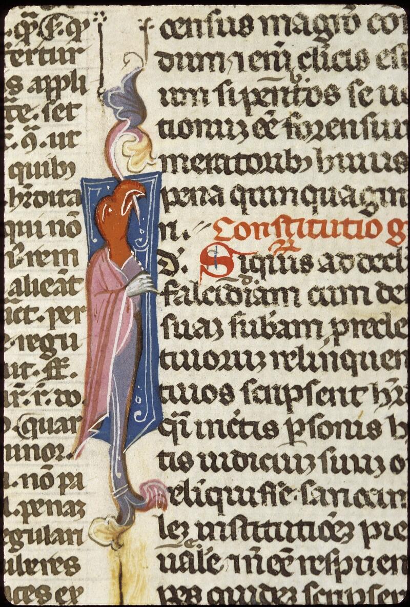 Lyon, Bibl. mun., ms. 0373, f. 015 - vue 1