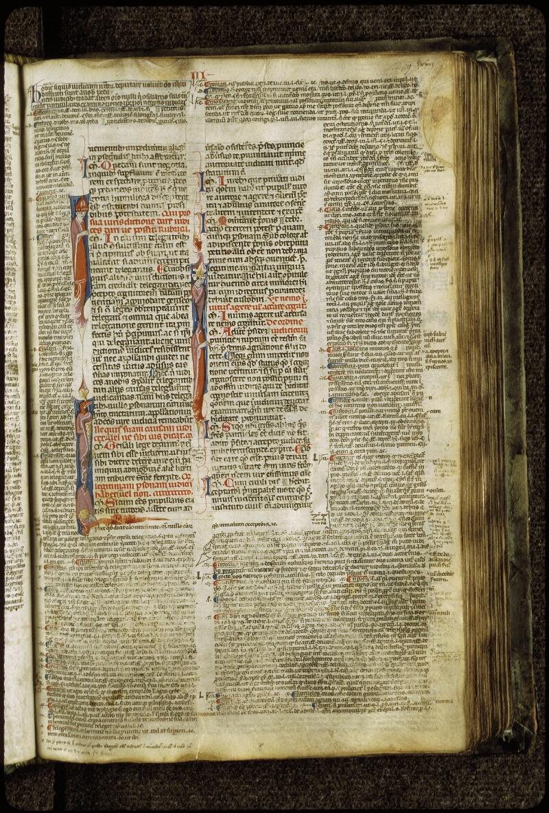 Lyon, Bibl. mun., ms. 0373, f. 069 - vue 1