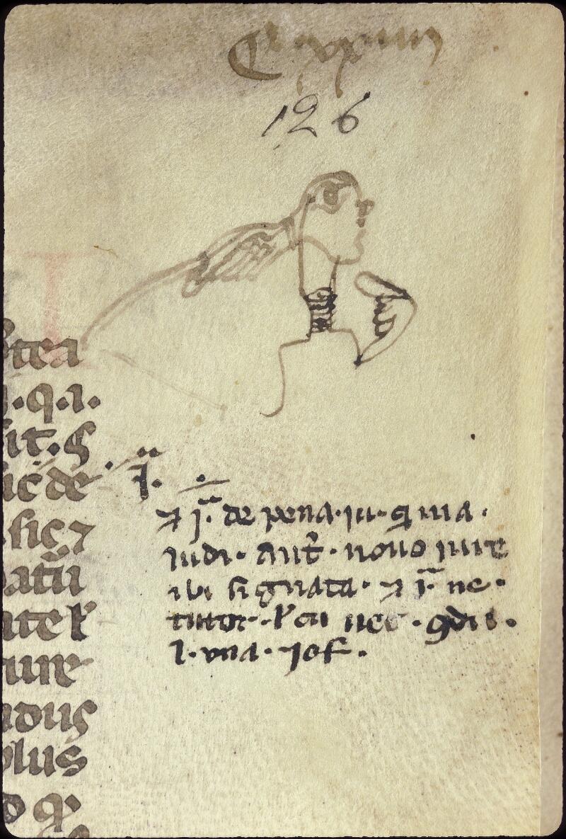 Lyon, Bibl. mun., ms. 0373, f. 126 - vue 2