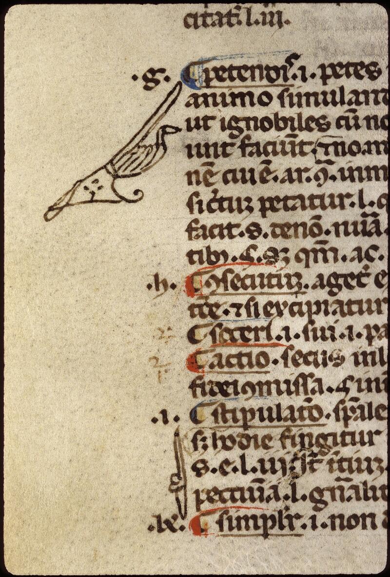 Lyon, Bibl. mun., ms. 0373, f. 130v - vue 2