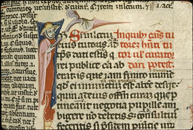 Lyon, Bibl. mun., ms. 0373, f. 146 - vue 1