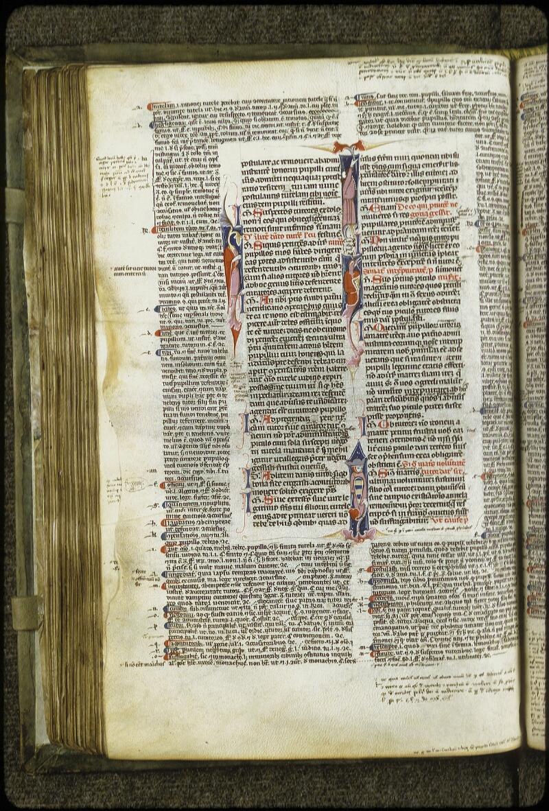 Lyon, Bibl. mun., ms. 0373, f. 149v - vue 1