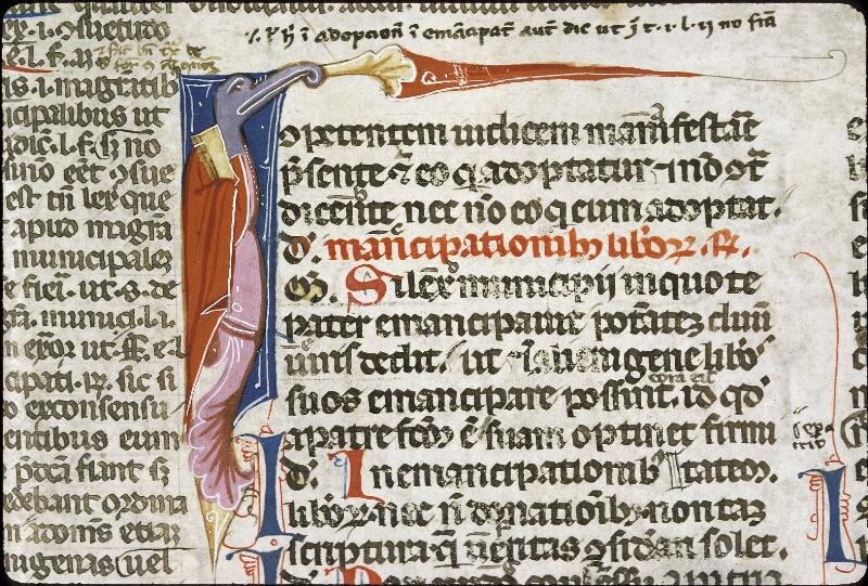Lyon, Bibl. mun., ms. 0373, f. 255 - vue 2