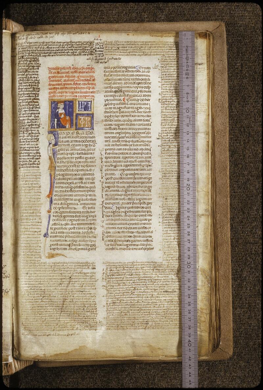 Lyon, Bibl. mun., ms. 0378, f. 002 - vue 1