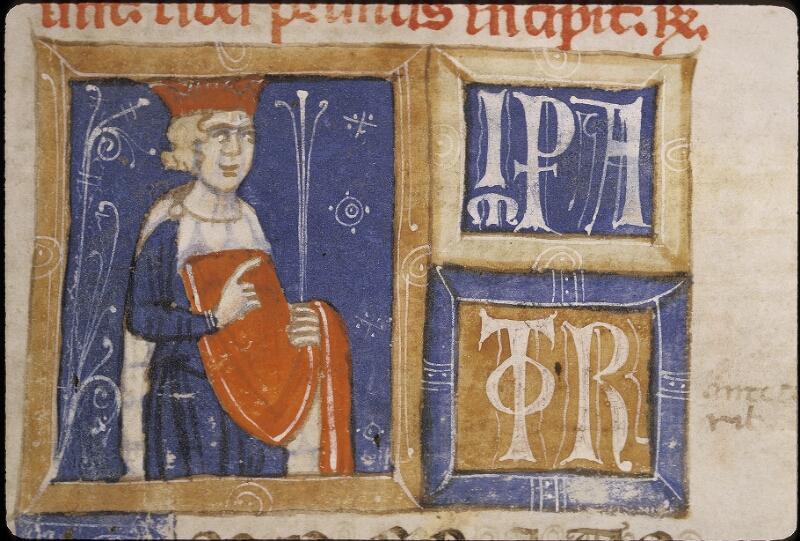 Lyon, Bibl. mun., ms. 0378, f. 002 - vue 3