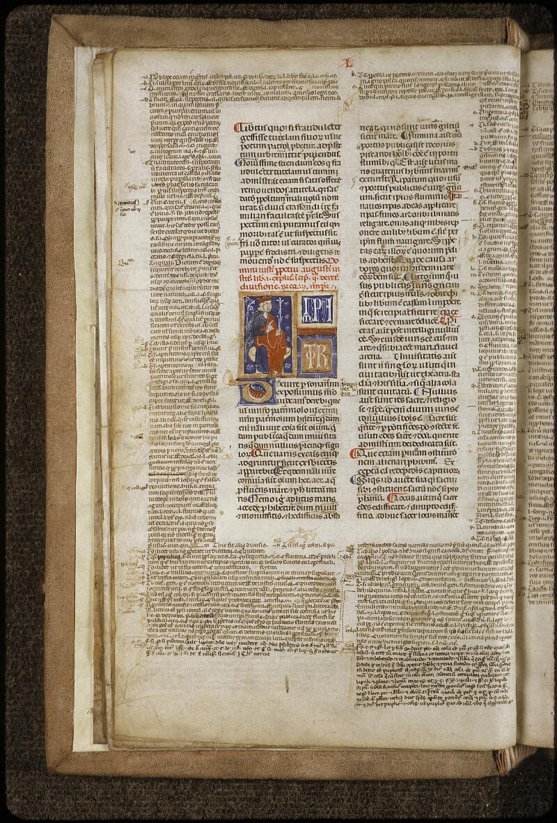 Lyon, Bibl. mun., ms. 0378, f. 011v - vue 1