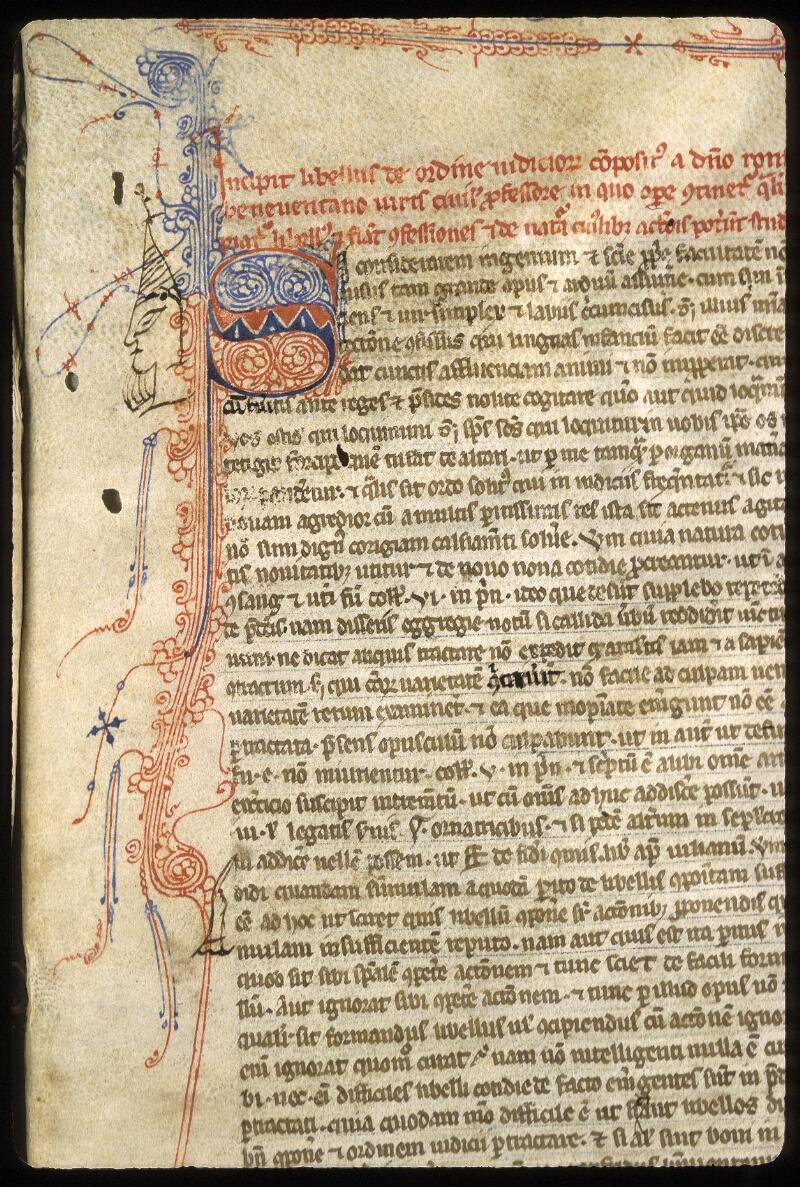 Lyon, Bibl. mun., ms. 0390, f. 003 - vue 3