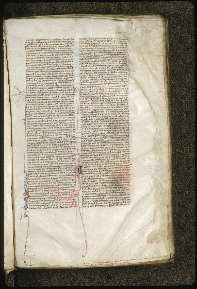 Lyon, Bibl. mun., ms. 0390, f. 011 bis - vue 1