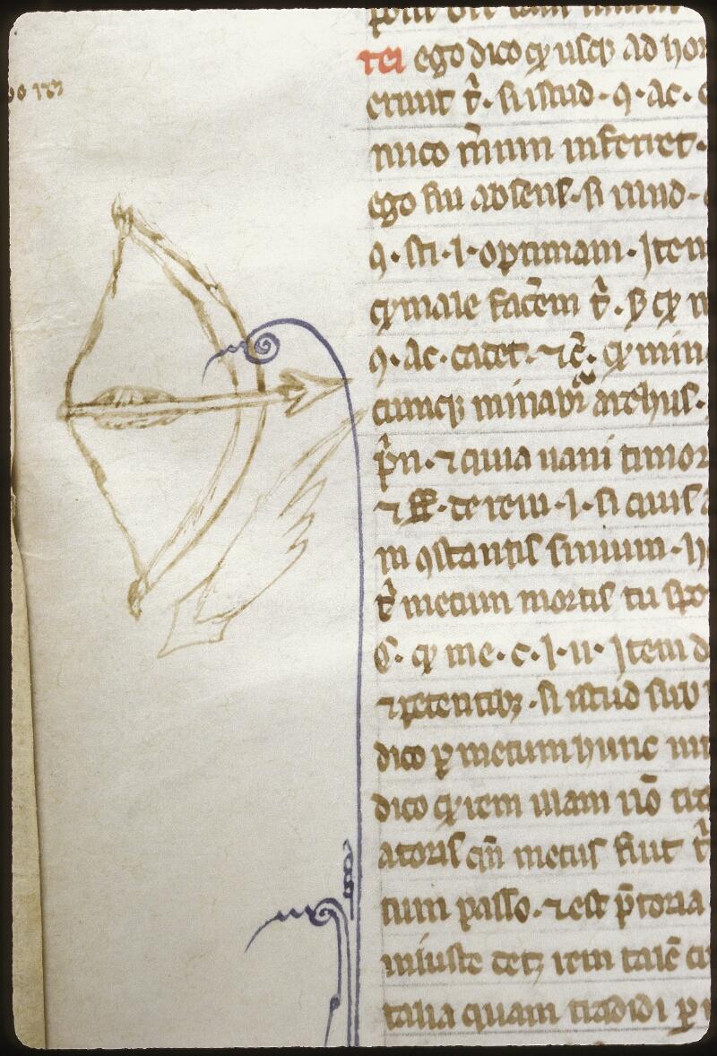 Lyon, Bibl. mun., ms. 0390, f. 011 bis - vue 2