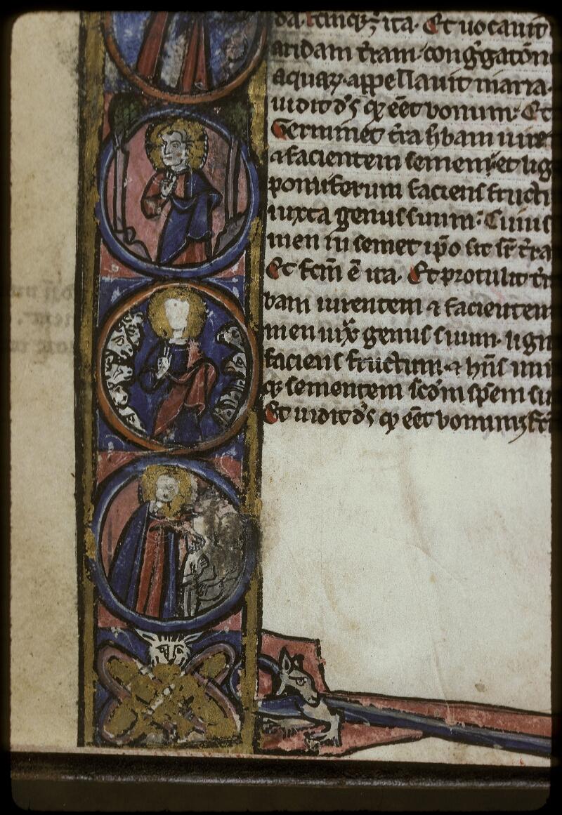 Lyon, Bibl. mun., ms. 0406, f. 004v - vue 3