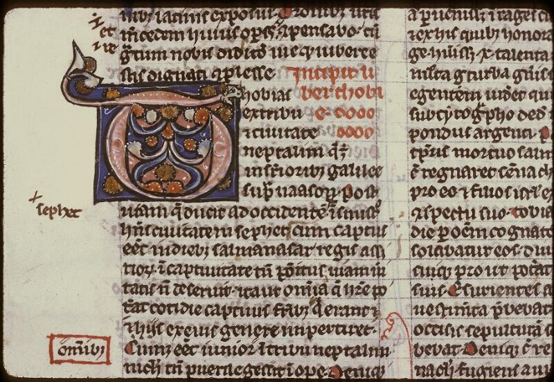 Lyon, Bibl. mun., ms. 0406, f. 231v - vue 1