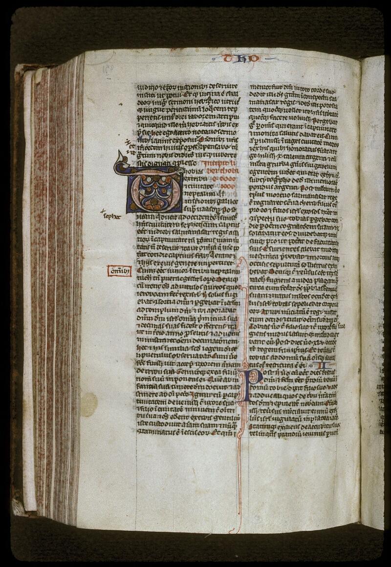 Lyon, Bibl. mun., ms. 0406, f. 231v - vue 2