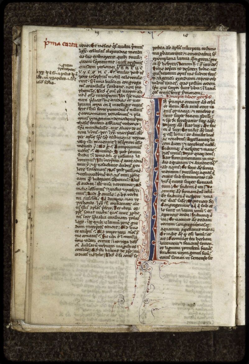 Lyon, Bibl. mun., ms. 0407, f. 001v