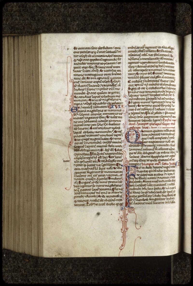 Lyon, Bibl. mun., ms. 0407, f. 486v - vue 1