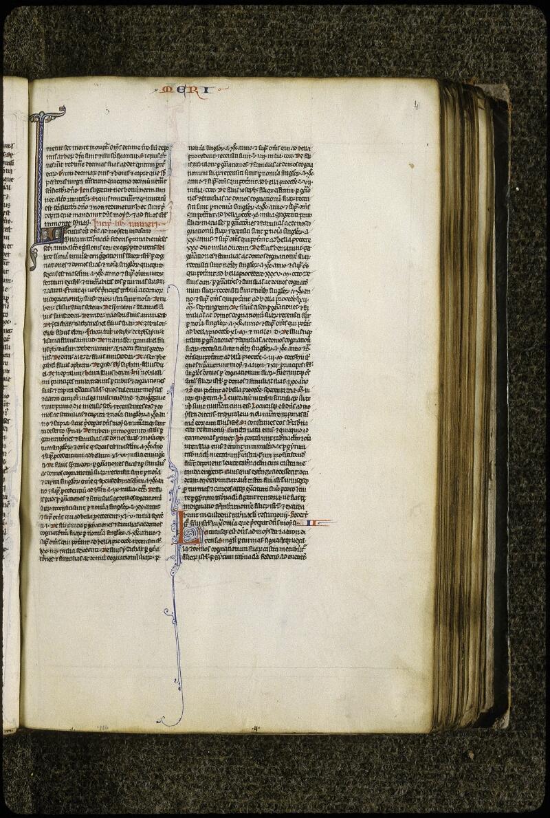 Lyon, Bibl. mun., ms. 0408, f. 041 - vue 1