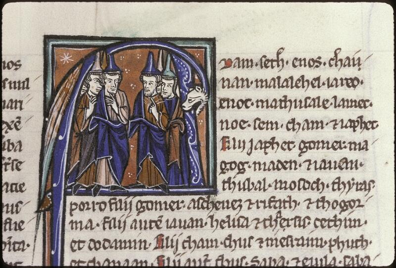 Lyon, Bibl. mun., ms. 0408, f. 123 - vue 2