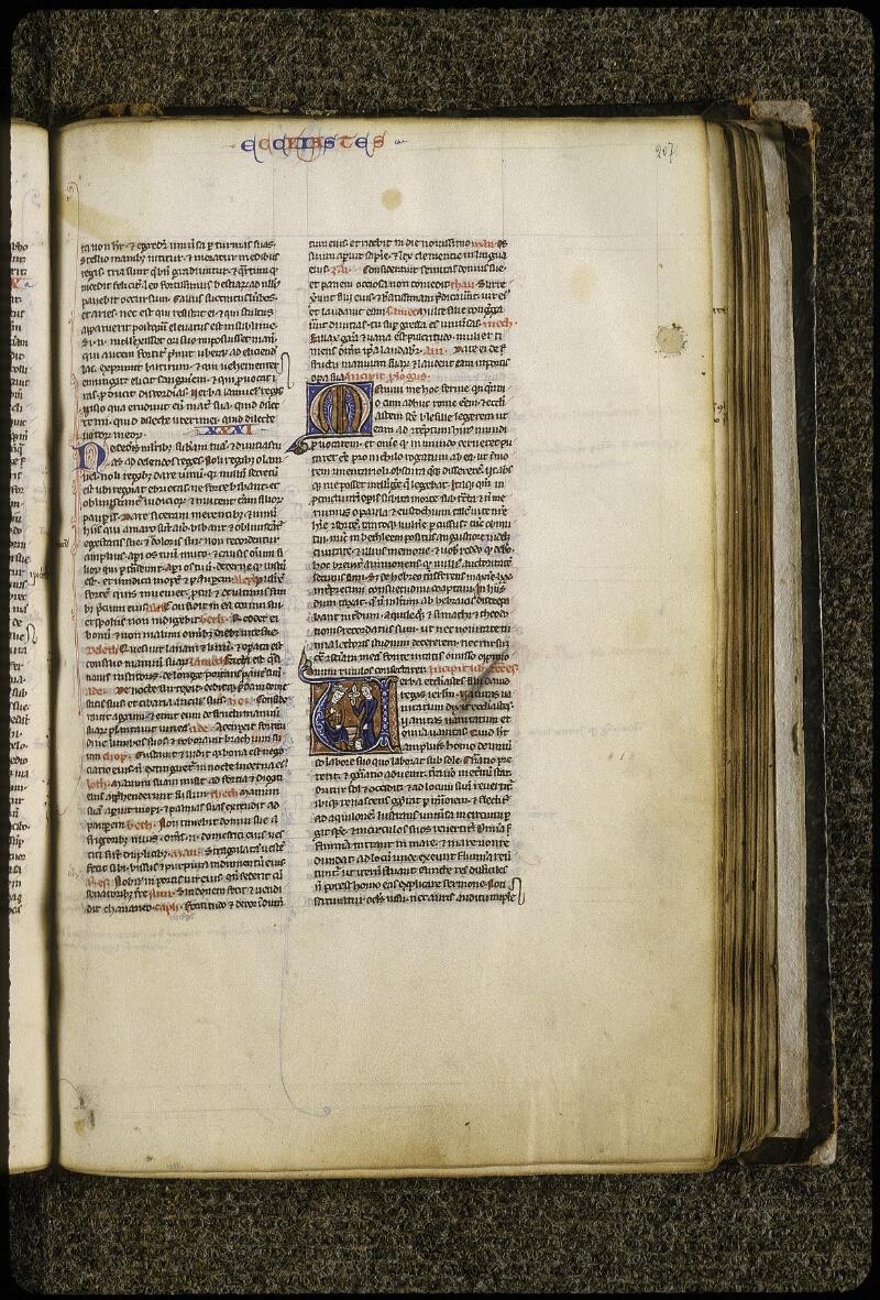 Lyon, Bibl. mun., ms. 0408, f. 207 - vue 1