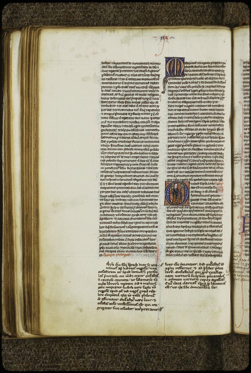 Lyon, Bibl. mun., ms. 0408, f. 215v - vue 1
