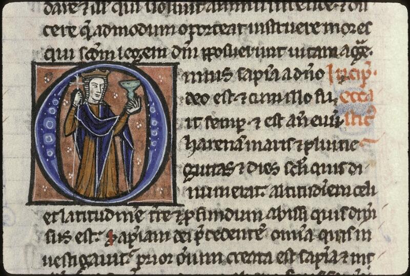 Lyon, Bibl. mun., ms. 0408, f. 215v - vue 2