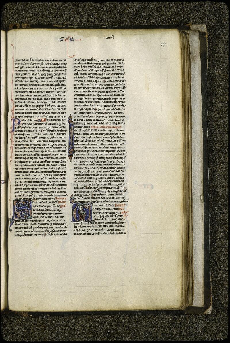 Lyon, Bibl. mun., ms. 0408, f. 292 - vue 1