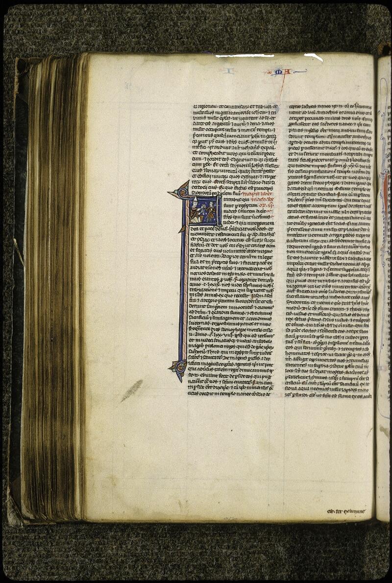 Lyon, Bibl. mun., ms. 0408, f. 316v - vue 1