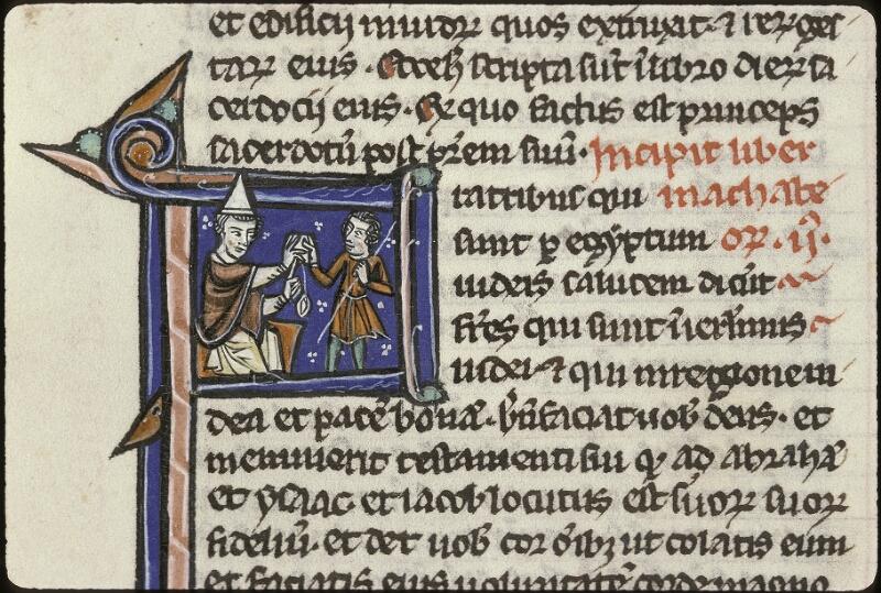 Lyon, Bibl. mun., ms. 0408, f. 316v - vue 2