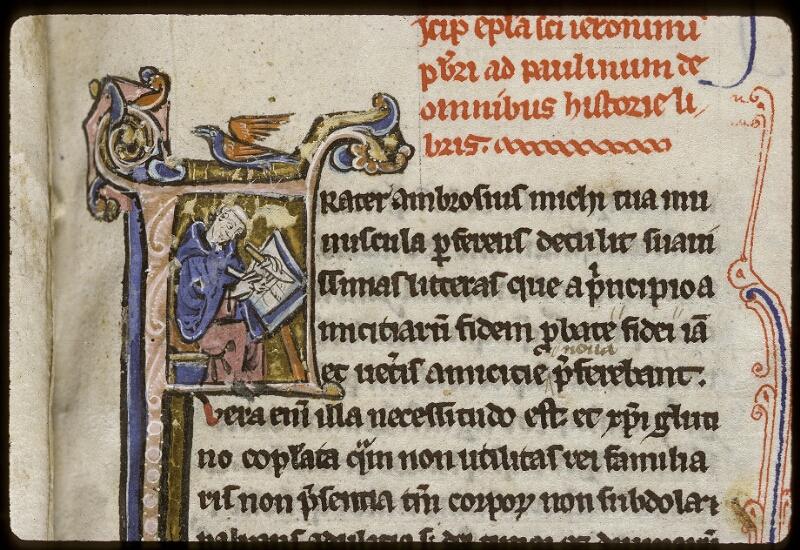 Lyon, Bibl. mun., ms. 0409, f. 004 - vue 3