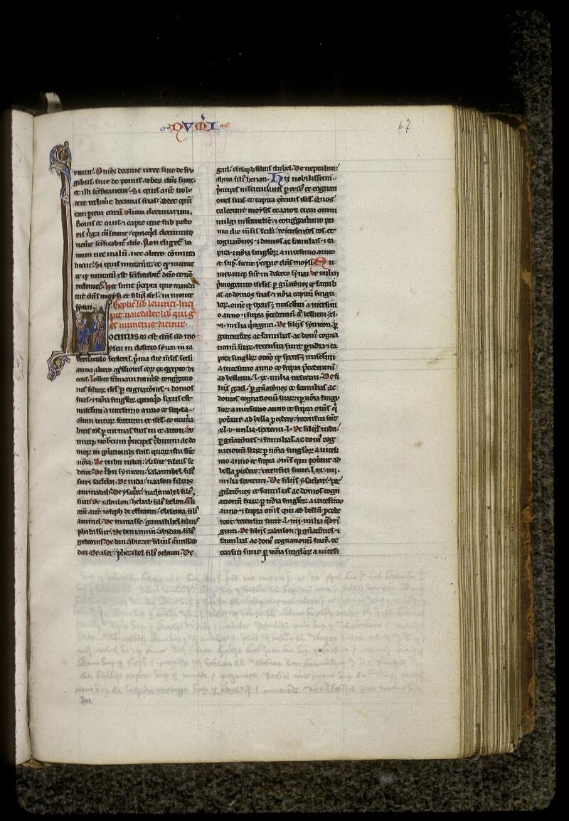 Lyon, Bibl. mun., ms. 0409, f. 067 - vue 1