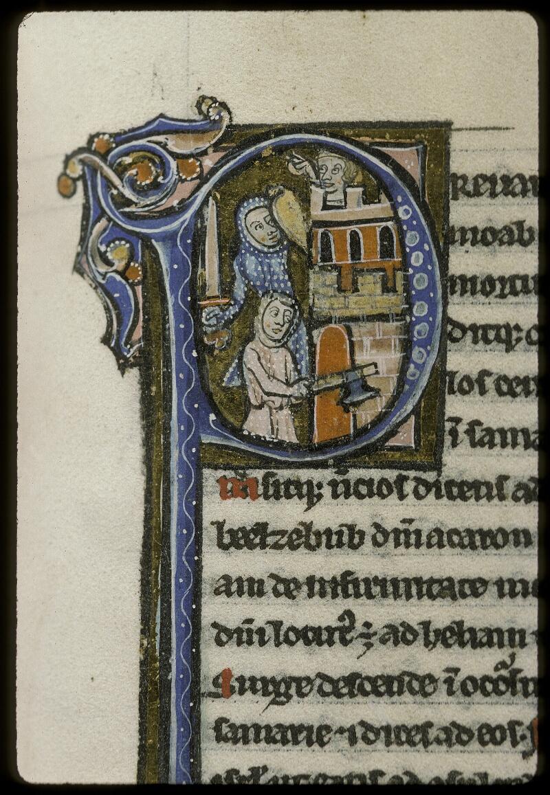 Lyon, Bibl. mun., ms. 0409, f. 171 - vue 2