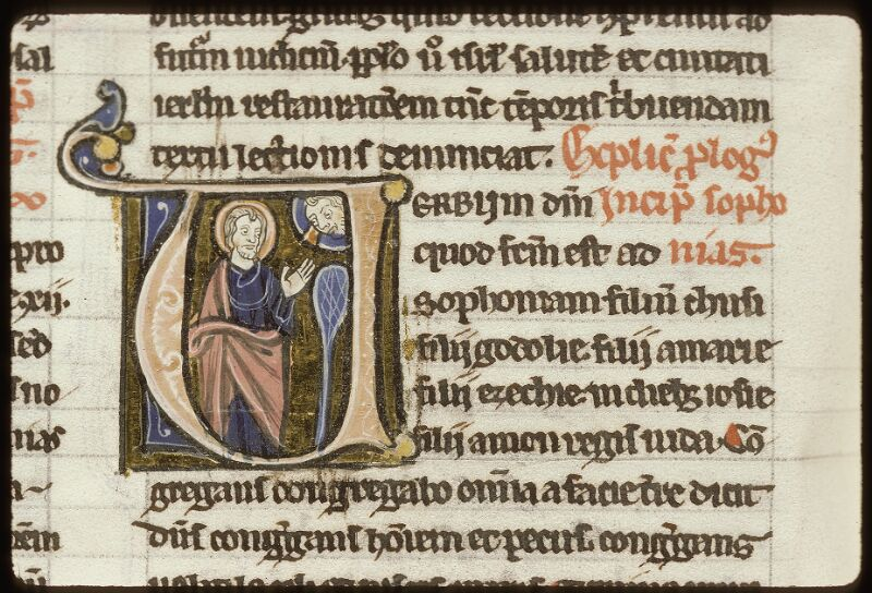 Lyon, Bibl. mun., ms. 0409, f. 420v - vue 2